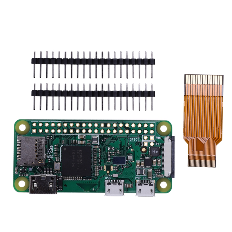 para-Kit-de-Placa-Raspberry-Pi-Zero-Zero-W-con-1GHz-512MB-RAM-VersioN-1-3-P2J7 miniatura 2