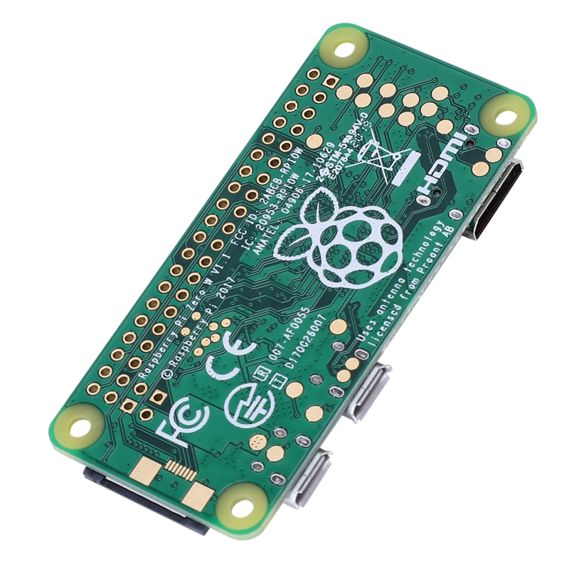 para-Kit-de-Placa-Raspberry-Pi-Zero-Zero-W-con-1GHz-512MB-RAM-VersioN-1-3-P2J7 miniatura 6