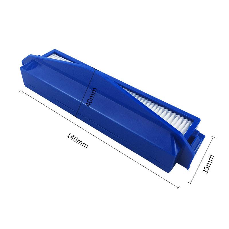 5 Stücke Hepa Filter für Philips Fc8007 Fc8792 Fc8794 Fc8796 Staub U7B1