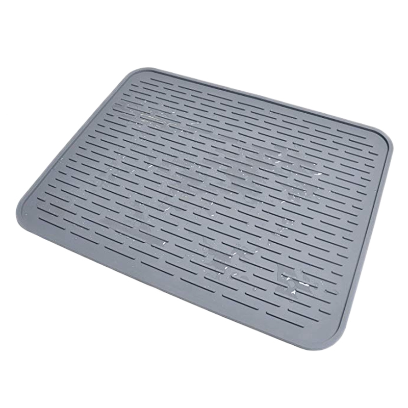 1X-Large-Silicone-Placemat-Dish-Drying-Mat-Kitchen-Draining-Table-Drain-Mat-Y9V9 thumbnail 6