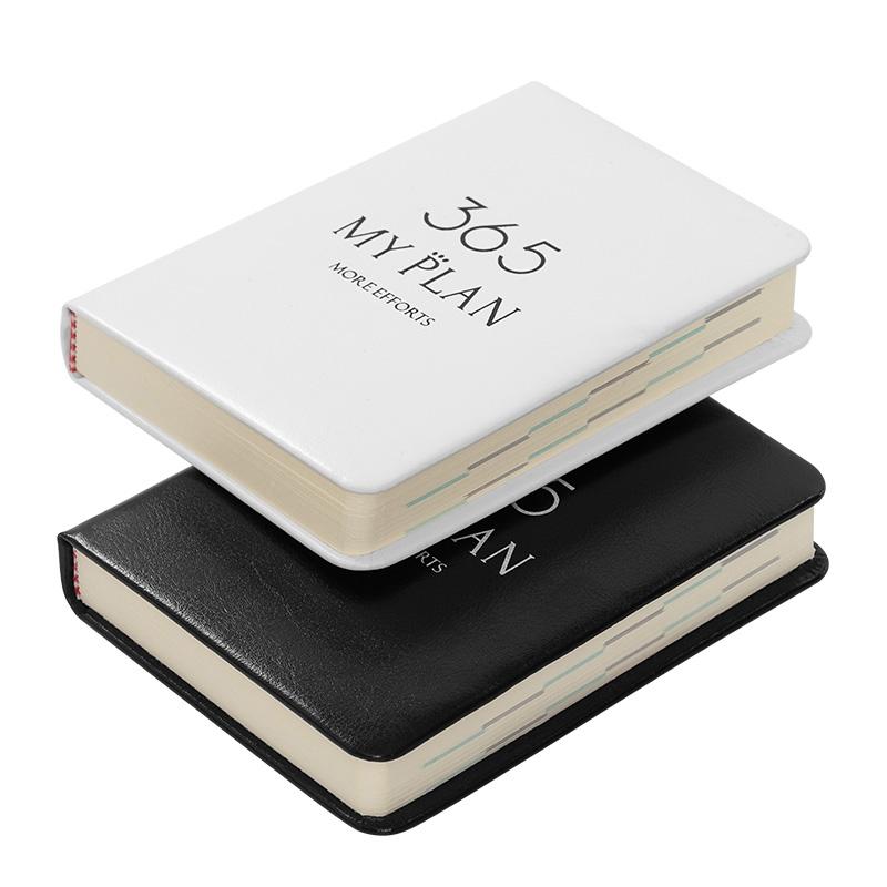 Cuaderno-Planificador-Diario-Diario-CuadriCula-en-Blanco-Diario-Semanal-Mensual miniatura 11