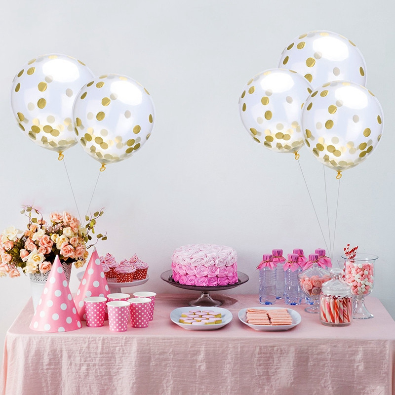 1X-500G-Bag-1-5Cm-Round-Confetti-Party-Confetti-Aluminum-Foil-Baby-Shower-WV7K2 thumbnail 6