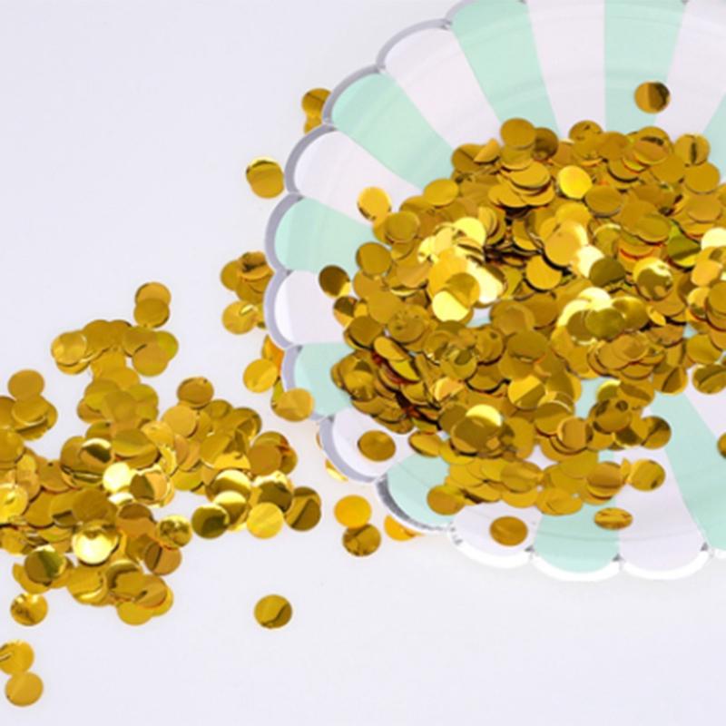 1X-500G-Bag-1-5Cm-Round-Confetti-Party-Confetti-Aluminum-Foil-Baby-Shower-WV7K2 thumbnail 16
