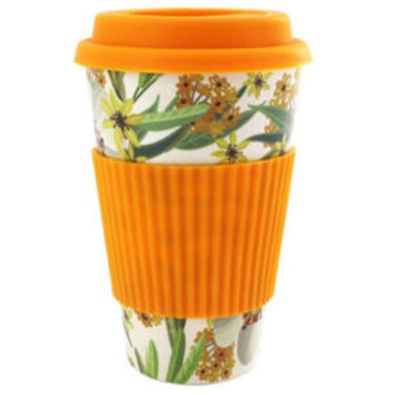 Tazze-Tazze-Da-Caffe-Riutilizzabili-nel-Fibra-di-Bambu-Tazza-Da-Viaggio-Iso-U1U9 miniatura 2