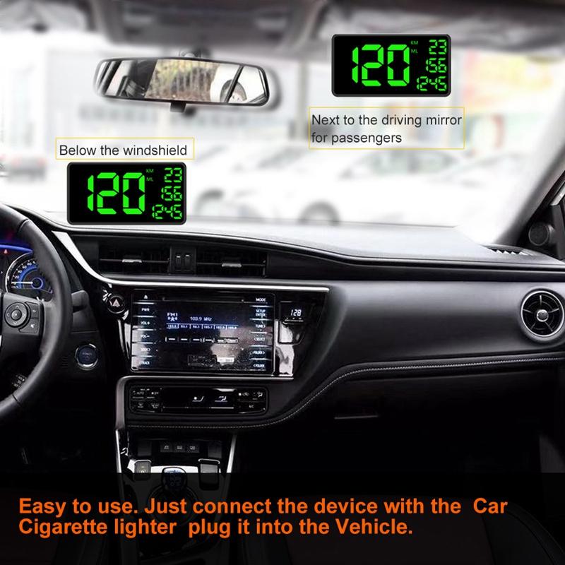 C109-Car-6-2-Inch-Head-Up-Display-Driving-Speed-Digital-GPS-Vehicle-Car-Spee-X5I thumbnail 9