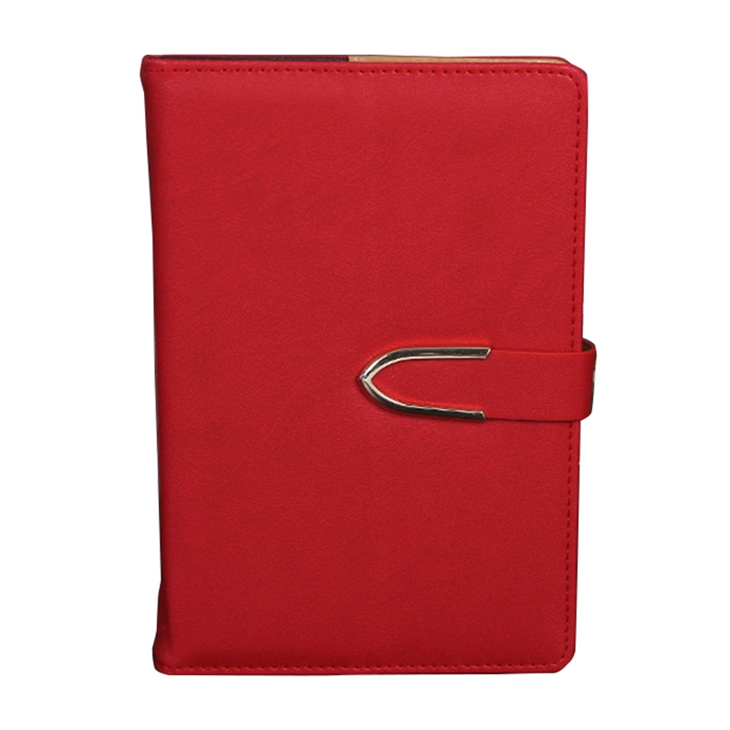 Business-Notepad-Stationery-Holder-A5-Cuero-Libro-de-Mano-Libro-Diario-R5A7 miniatura 33