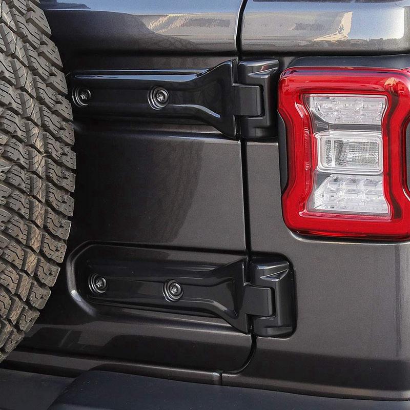 Cache-CharnieRe-de-Support-de-Pneu-de-Rechange-pour-Accessoires-de-Voiture-Jeep miniature 8
