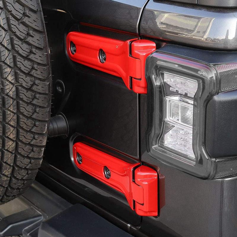 Cache-CharnieRe-de-Support-de-Pneu-de-Rechange-pour-Accessoires-de-Voiture-Jeep miniature 13