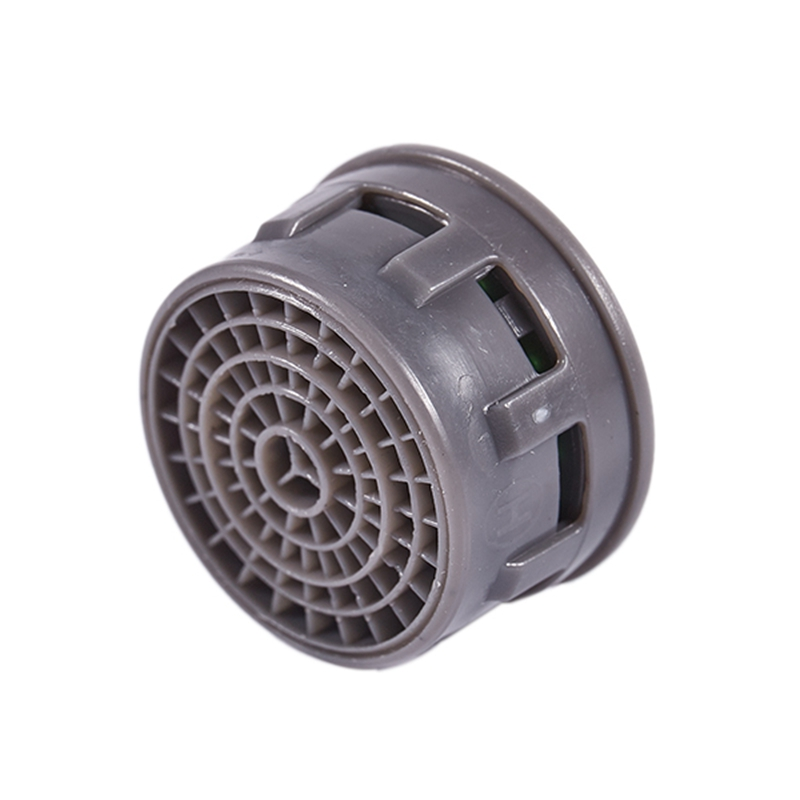 4X Kitchen//Bathroom Faucet Sprayer Strainer Tap Filter---White and Silver E5N5