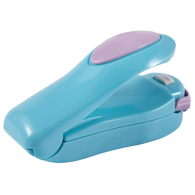 Mini-maquina-de-sellado-de-calor-portatil-Bolsa-plastica-Embalaje-del-sello-S8D4 miniatura 5