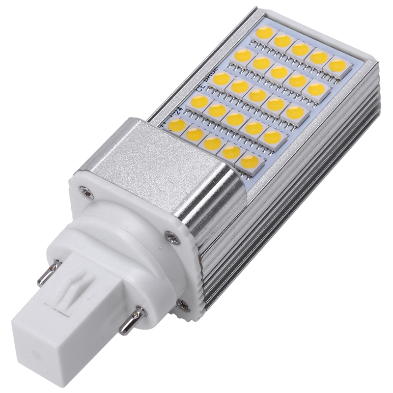 G23-5W-5050-SMD-White-Led-Horizontal-Plug-Lamp-Corn-Home-Ceiling-Warm-White-L8S5 thumbnail 4
