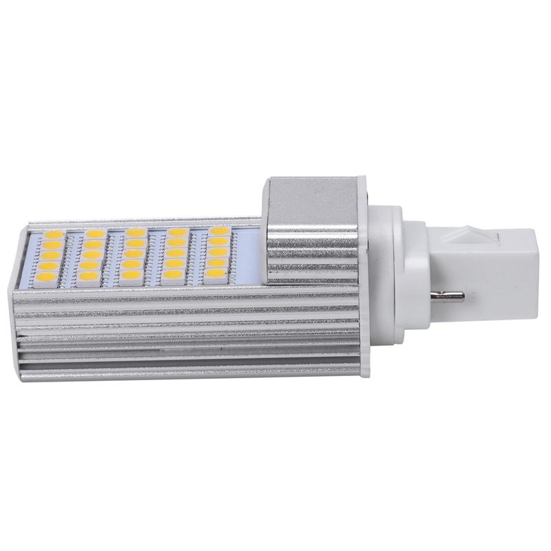 G23-5W-5050-SMD-White-Led-Horizontal-Plug-Lamp-Corn-Home-Ceiling-Warm-White-L8S5 thumbnail 6