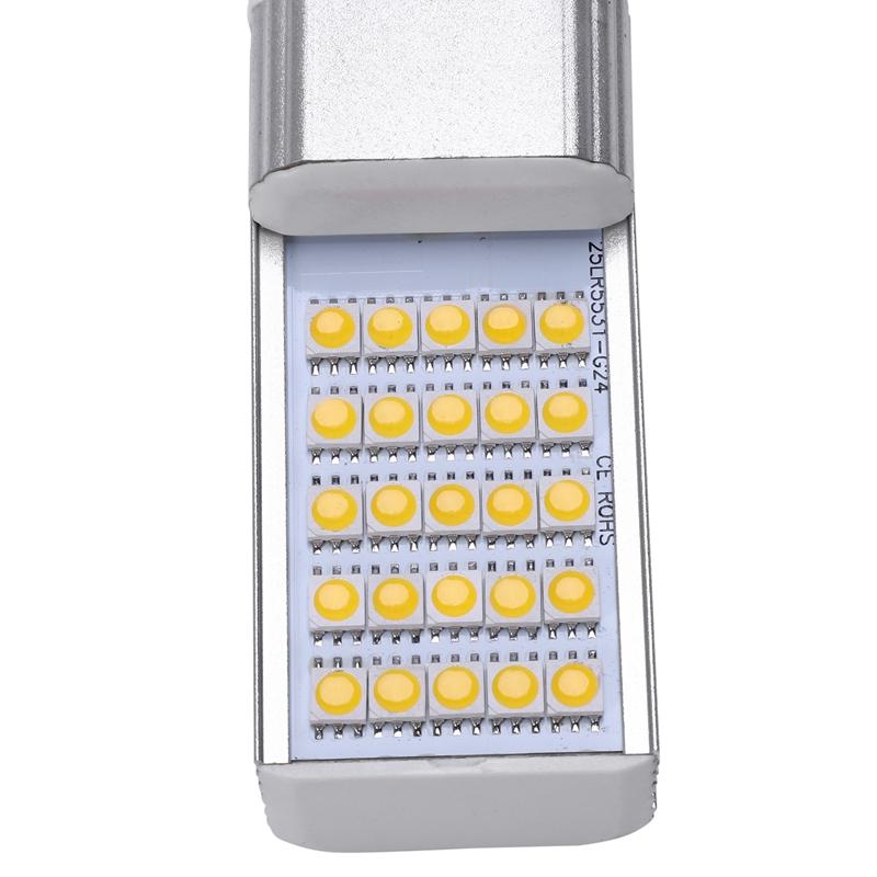 G23-5W-5050-SMD-White-Led-Horizontal-Plug-Lamp-Corn-Home-Ceiling-Warm-White-L8S5 thumbnail 9