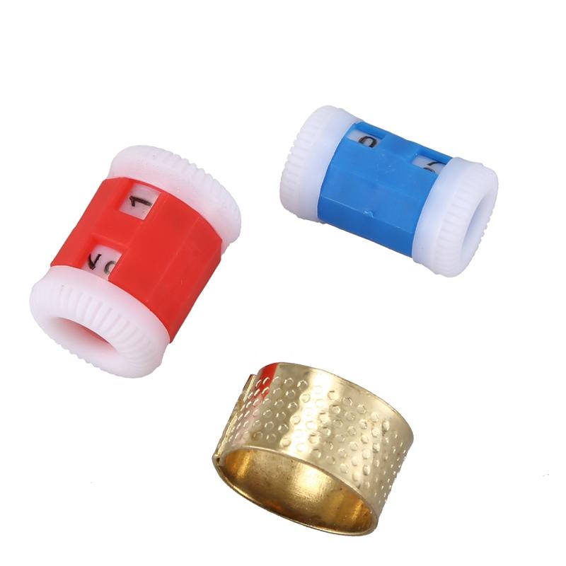 100-pezzi-di-uncinetti-Set-accessori-per-maglieria-con-custodia-in-pelle-O5W2 miniatura 8