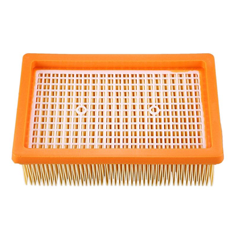 Staubsauger-Filter-Ersetzen-Fuer-Karcher-Flat-Pleated-Mv4-Mv5-Mv6-Wd4-Wd5-W-S6N1 Indexbild 7