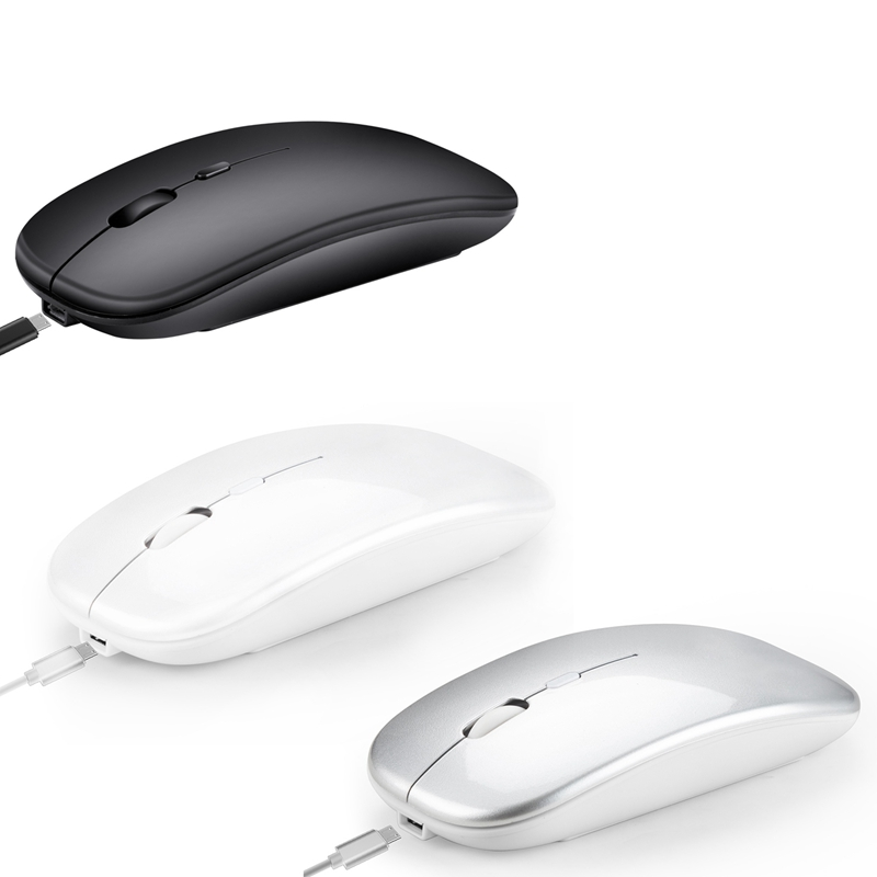Wireless-Mouse-Computer-Bluetooth-Mouse-Silent-PC-Mouse-Rechargeable-Ergono-F6H2 thumbnail 10