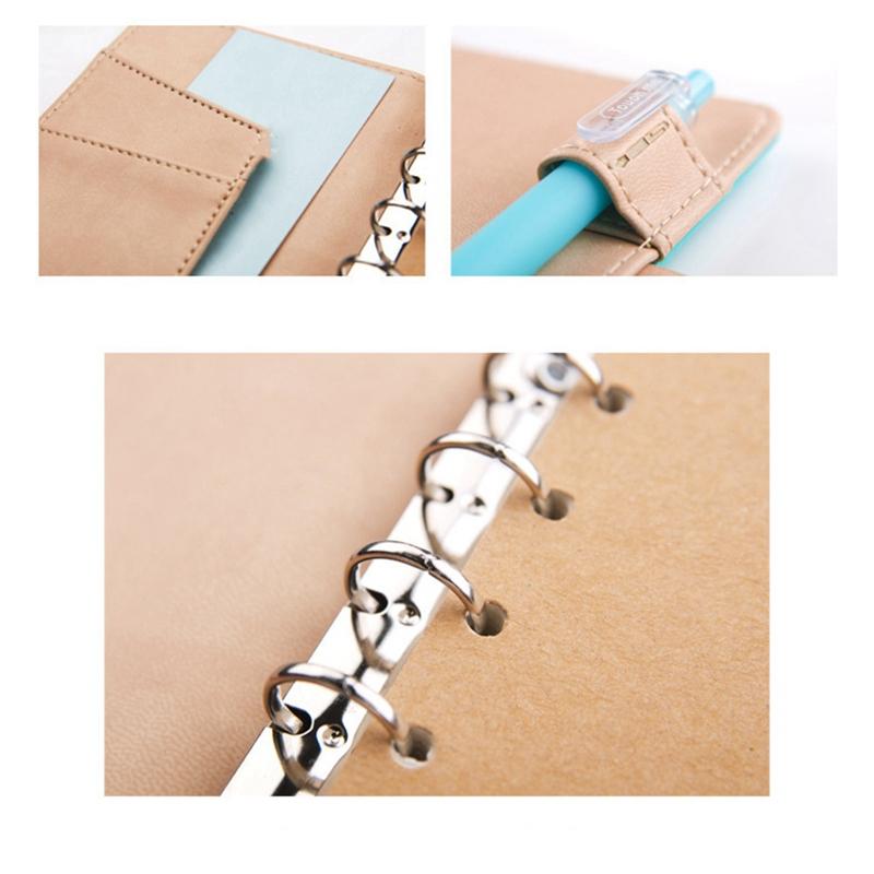 A7-Cute-Bloc-de-Notas-Cuaderno-Diario-Memos-Diario-Planificador-Agenda-Cuaderno miniatura 18