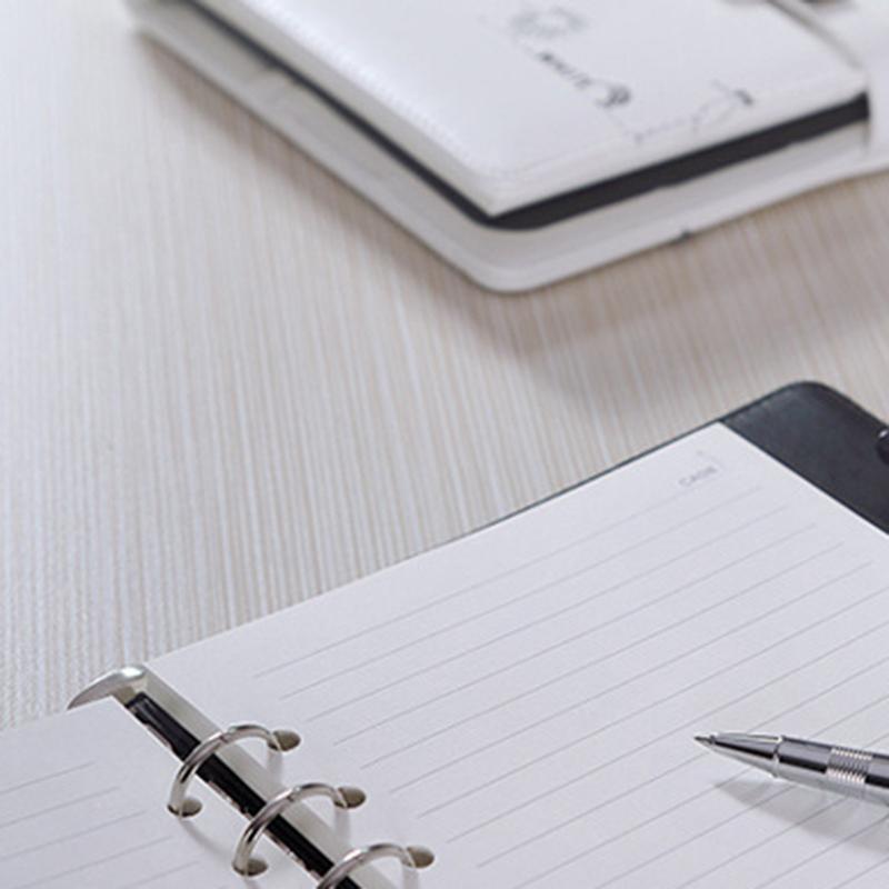 Bloc-de-Notas-A5-Cuaderno-de-Hojas-Sueltas-Diario-Planificador-de-Notas-Diarias miniatura 7