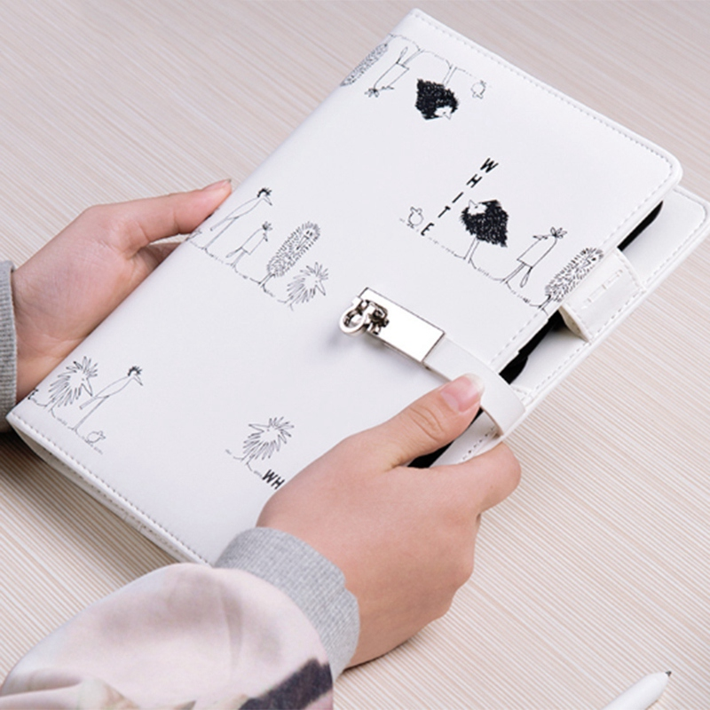 Bloc-de-Notas-A5-Cuaderno-de-Hojas-Sueltas-Diario-Planificador-de-Notas-Diarias miniatura 14