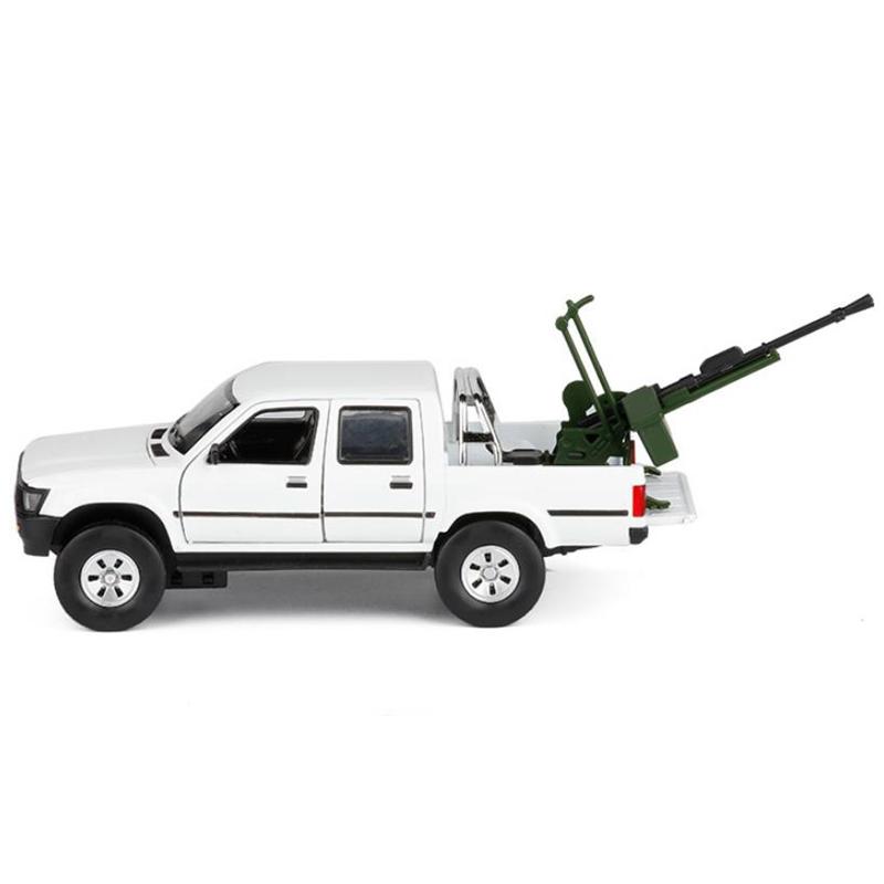 ModeLe-de-Camion-Pick-Up-1-32-Halifax-Jouets-en-Alliage-de-Simulation-et-S-Z8Z1 miniature 4