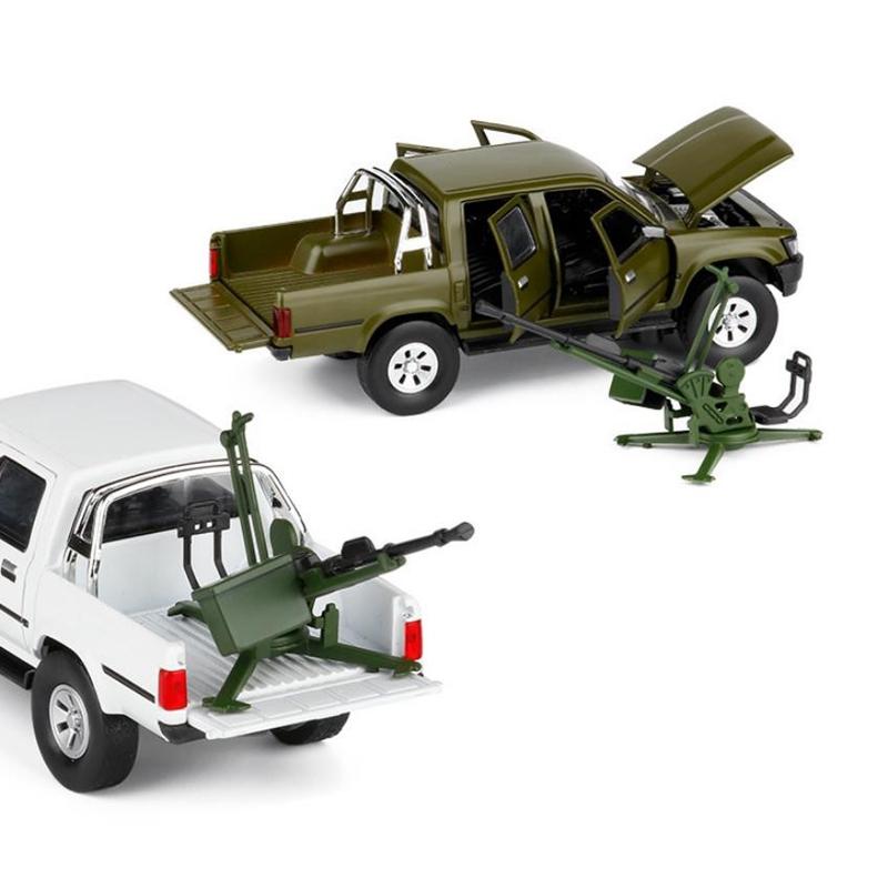 ModeLe-de-Camion-Pick-Up-1-32-Halifax-Jouets-en-Alliage-de-Simulation-et-S-Z8Z1 miniature 13
