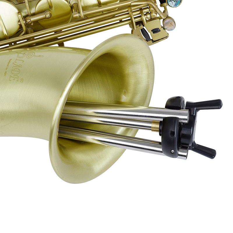 SLADE-Saxophon-StaeNder-Mini-Faltbarer-Tragbarer-Saxophon-StaeNder-Aus-Metal-V9D8 Indexbild 9
