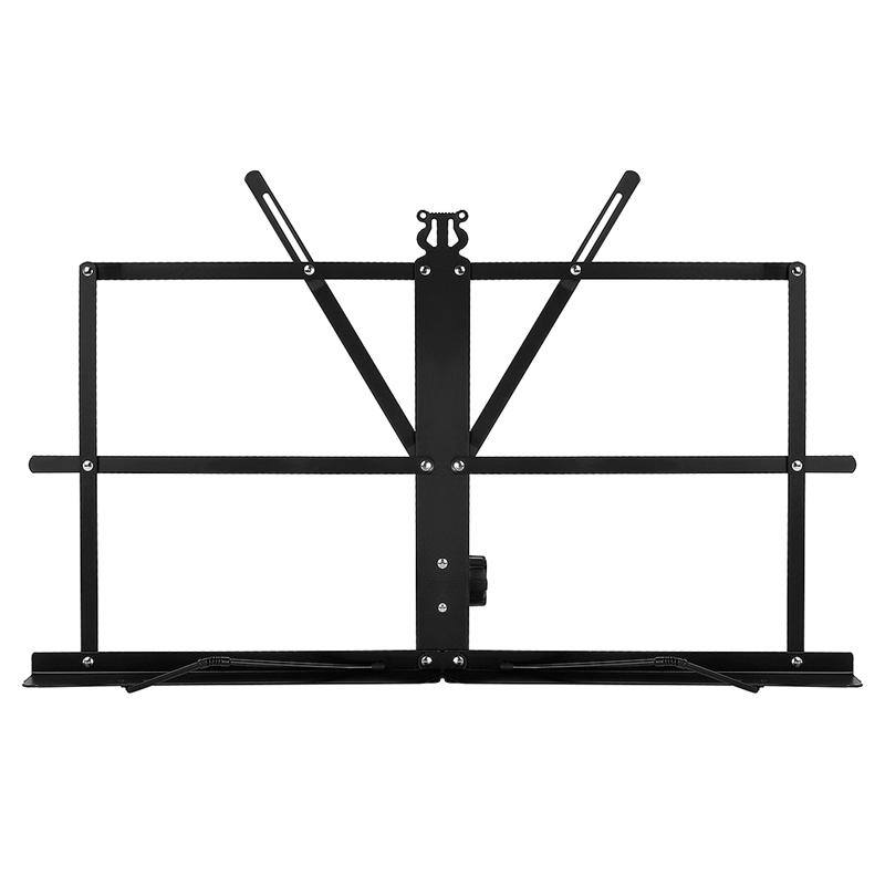 Klappbarer Tisch Noten StäNder Noten Halter Aus Metall Klappbarer Tisch Stä W8P8