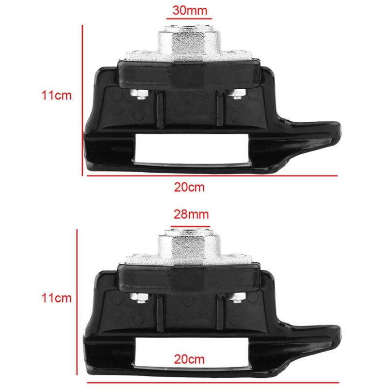Car-Tire-Changer-Machine-Accessories-Plastic-Nylon-Mount-Demount-Duck-Head-S5J6 thumbnail 3