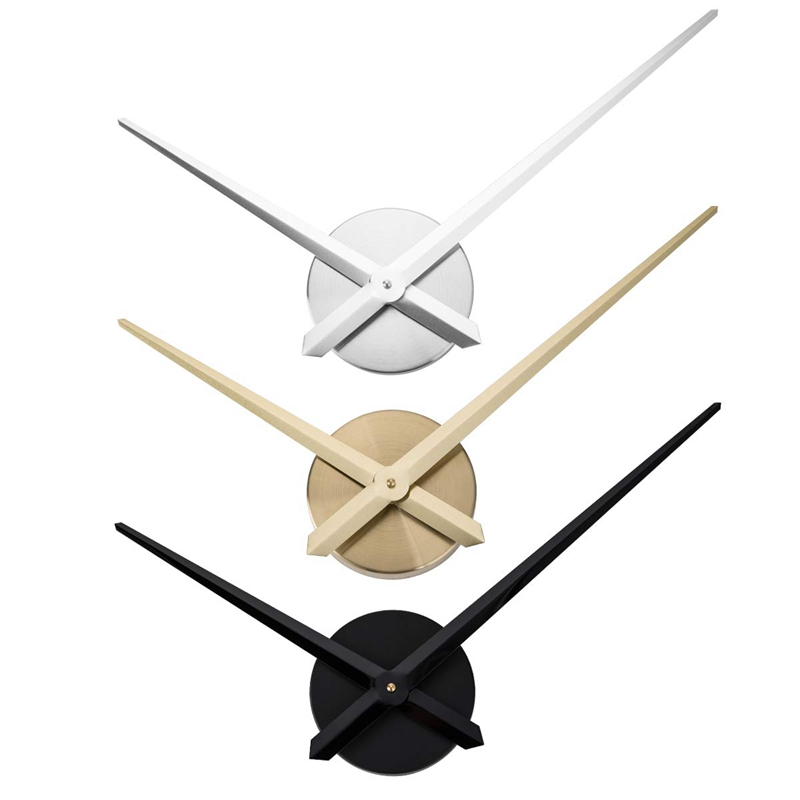 Silenzioso-Orologio-Da-Parete-Kit-di-Movimento-Silenzioso-Parti-Del-Meccani-C5S1 miniatura 25