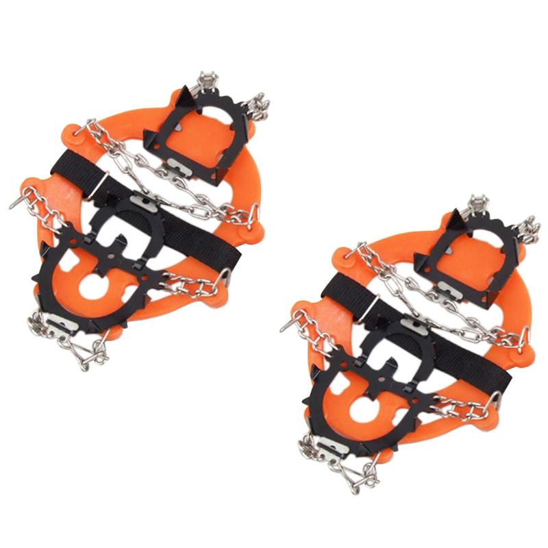 Crampons-12-Teeth-Anti-Slip-Ice-Snow-Traction-Cleats-Crampons-Ice-Snow-Grip-F1E7