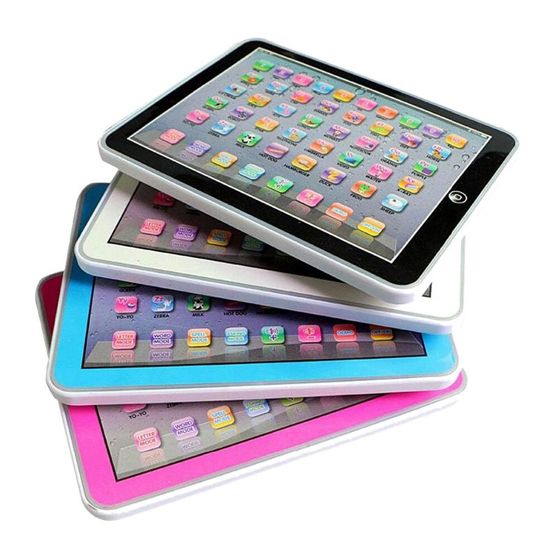 2X Cuscinetto Educativo per Bambini Tablet per Bambini 1-6 Anni Apprendimen X5U5