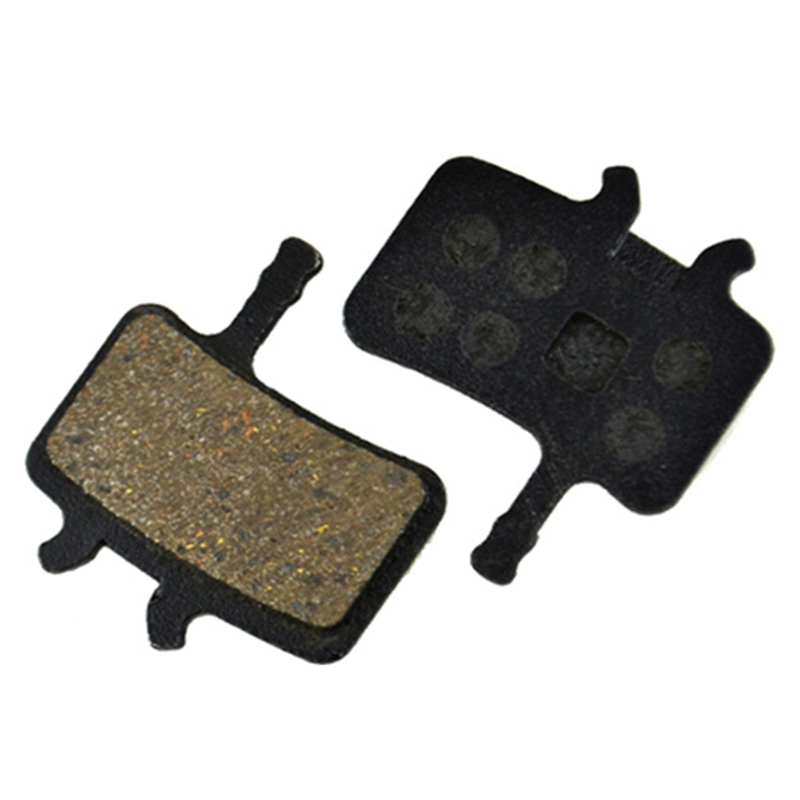 JQ/_ JT/_ 2 Pairs Bicycle Semi-Metallic Disc Brake Pads for Shimano AVID BB7 BB5