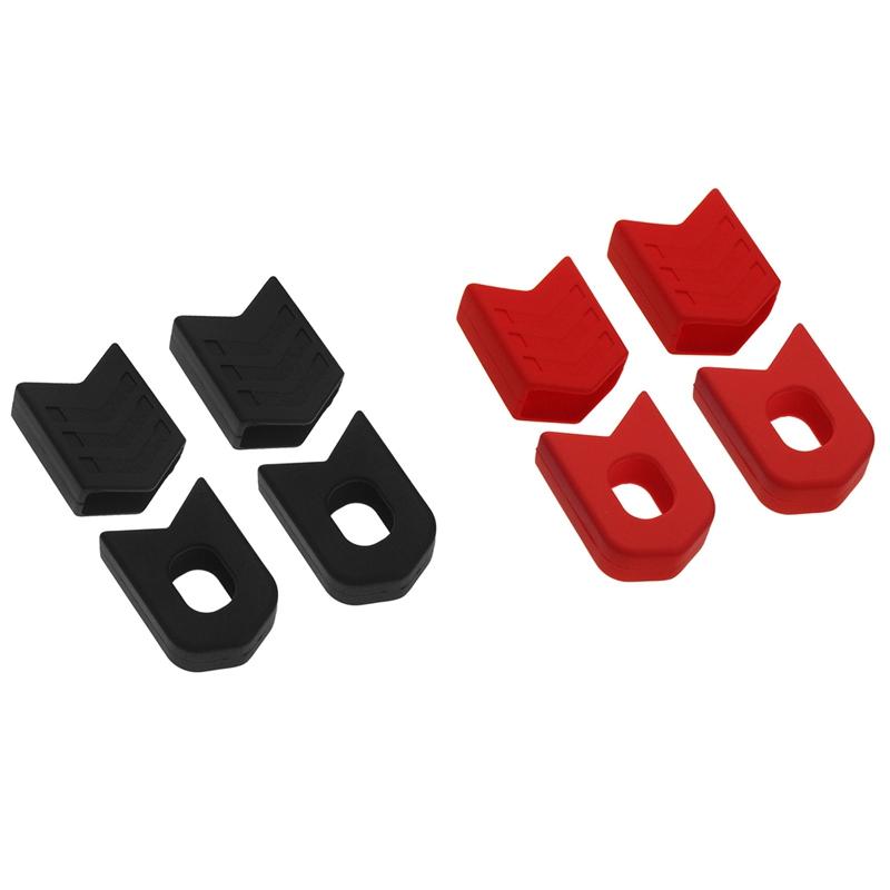 8-PCS-Bicicleta-Juego-de-Bielas-Manivela-Protector-de-Manga-Protectora-MTB-K1Q1 miniatura 7