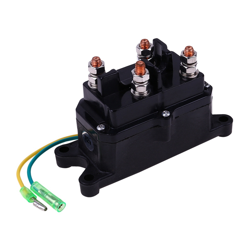 5x Relay Switch Atv Winch Contactor Solenoid For Warn 2875714 63070 62135 74900