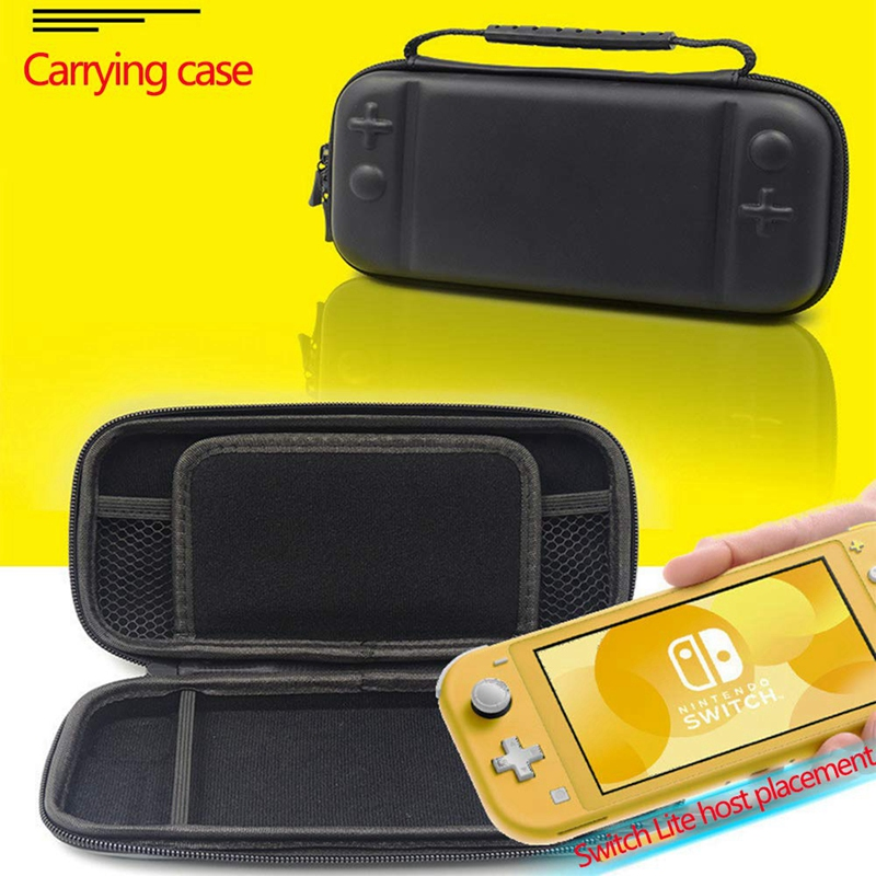 Carrying-Case-for-Nintendo-Switch-Lite-Console-amp-Accessories-Mini-Host-EVa-H-F1E thumbnail 5