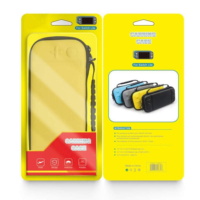 Carrying-Case-for-Nintendo-Switch-Lite-Console-amp-Accessories-Mini-Host-EVa-H-F1E thumbnail 8