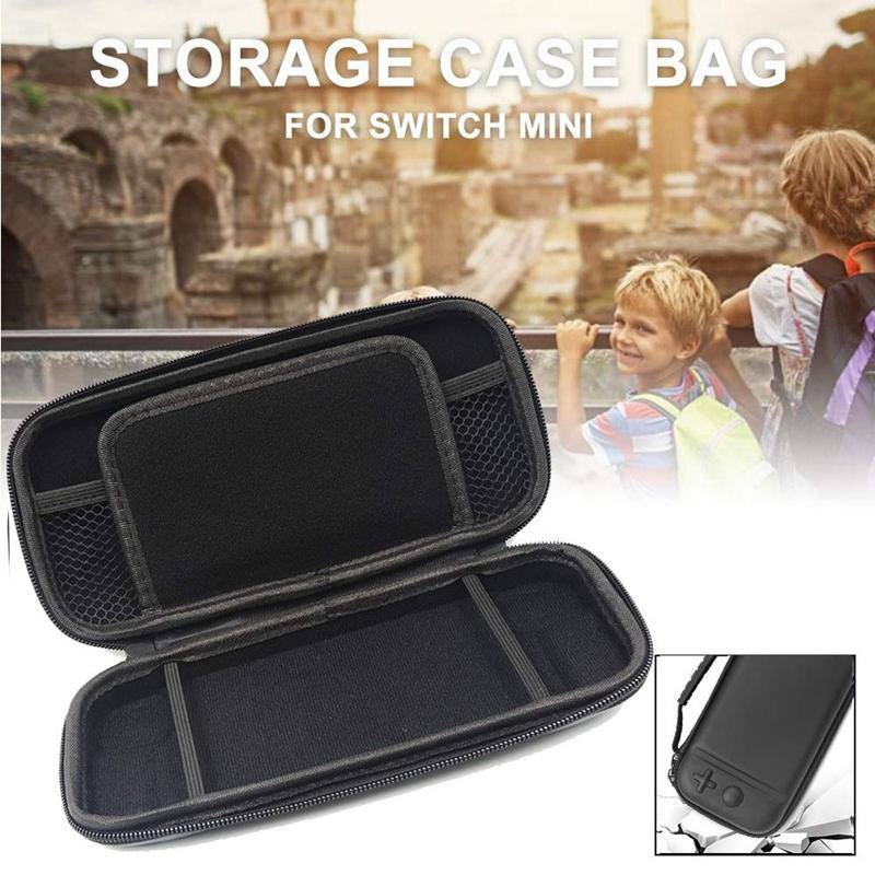 Carrying-Case-for-Nintendo-Switch-Lite-Console-amp-Accessories-Mini-Host-EVa-H-F1E thumbnail 9