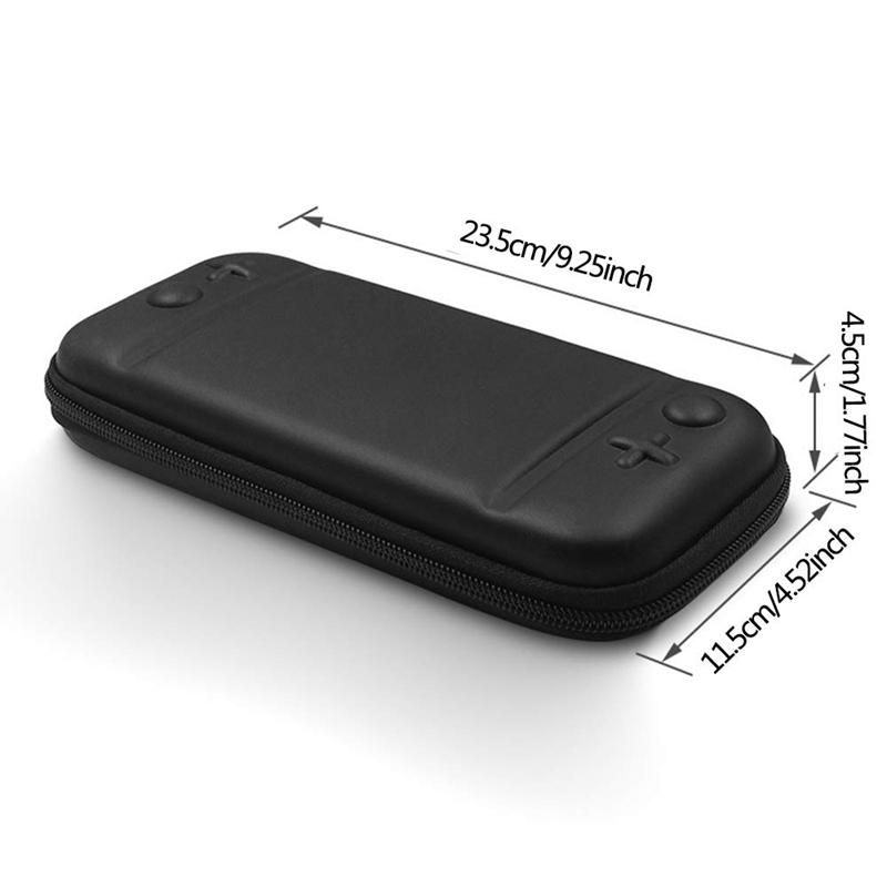 Carrying-Case-for-Nintendo-Switch-Lite-Console-amp-Accessories-Mini-Host-EVa-H-F1E thumbnail 10