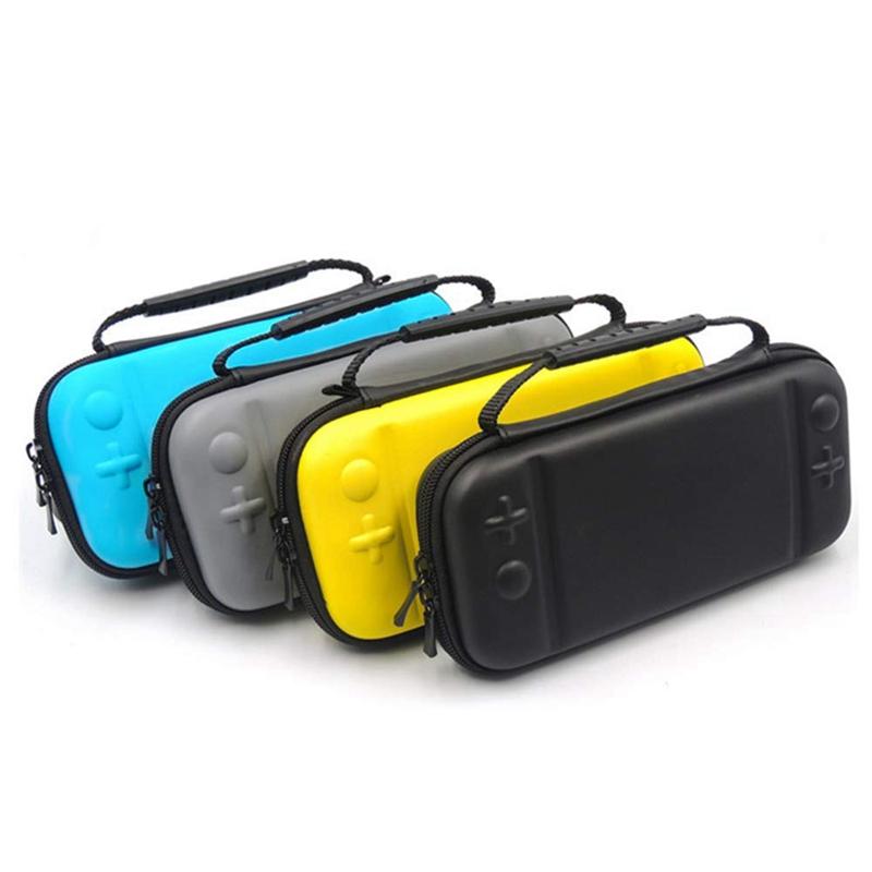Carrying-Case-for-Nintendo-Switch-Lite-Console-amp-Accessories-Mini-Host-EVa-H-F1E thumbnail 13