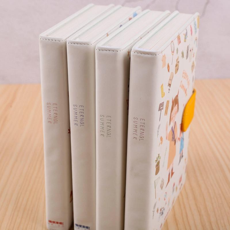 Lindo-Colorido-Diario-A6-Diario-Planificador-112-Hojas-A5S7 miniatura 6