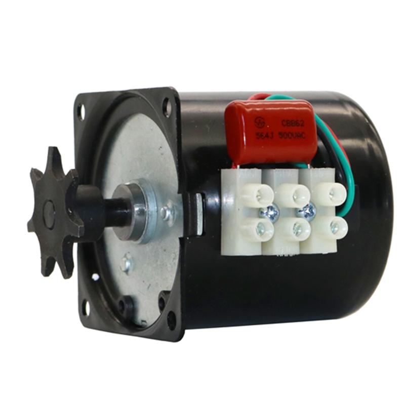 Egg-Turner-Motor-Incubator-Engine-Reversible-Geared-Motor-for-Most-IncubatoA8W8 thumbnail 3