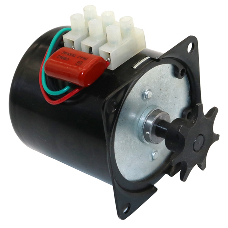 Egg-Turner-Motor-Incubator-Engine-Reversible-Geared-Motor-for-Most-IncubatoA8W8 thumbnail 6