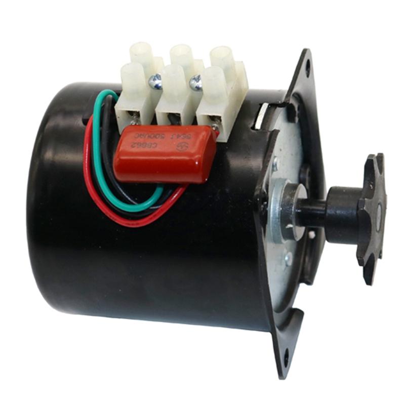 Egg-Turner-Motor-Incubator-Engine-Reversible-Geared-Motor-for-Most-IncubatoA8W8 thumbnail 9
