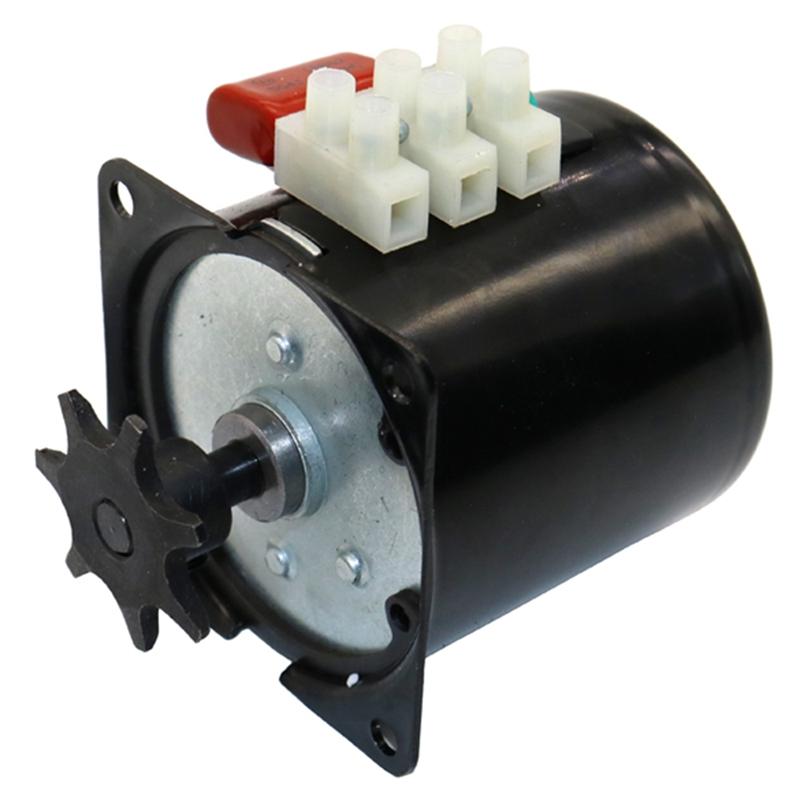 Egg-Turner-Motor-Incubator-Engine-Reversible-Geared-Motor-for-Most-IncubatoA8W8 thumbnail 10