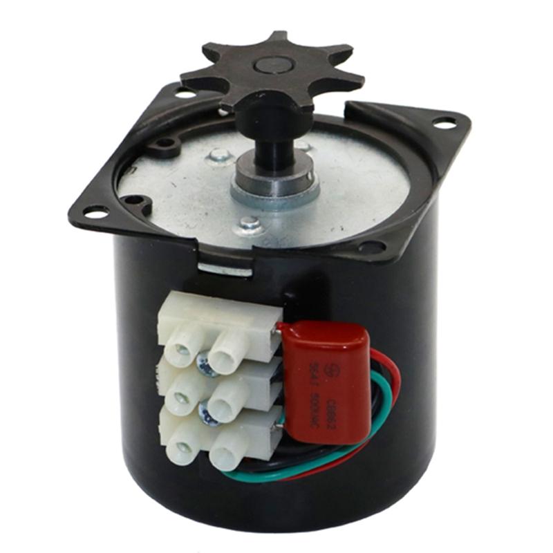 Egg-Turner-Motor-Incubator-Engine-Reversible-Geared-Motor-for-Most-IncubatoA8W8 thumbnail 11