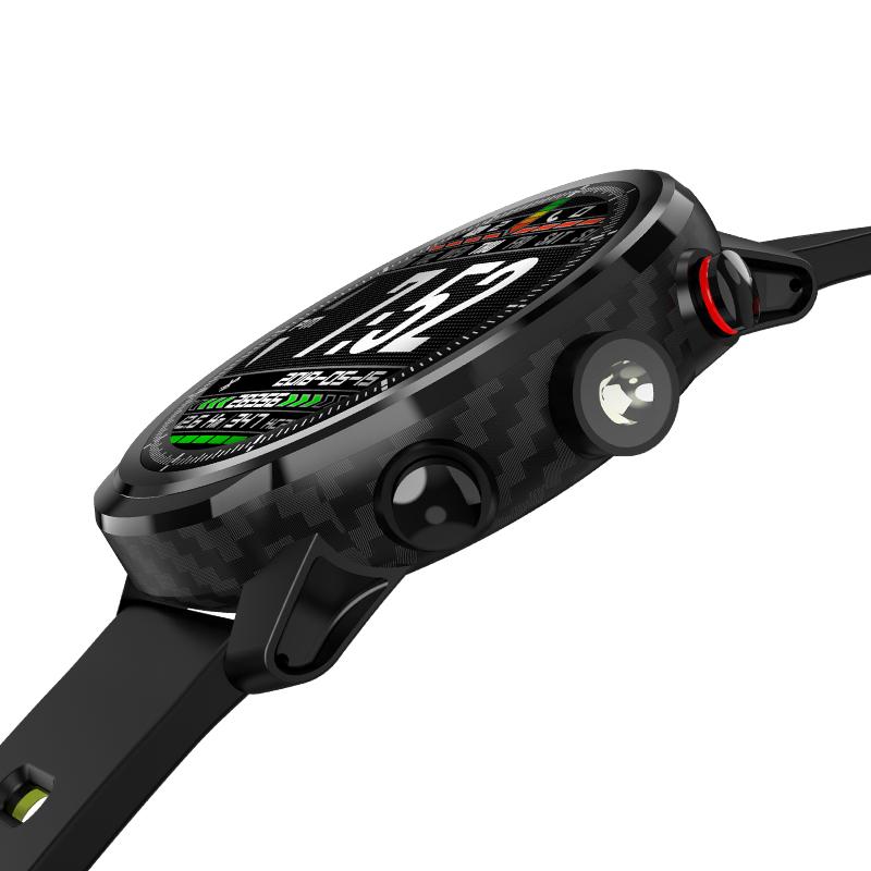 LEMFO-L5-Montre-Intelligente-Hommes-IP68-ETanche-Plusieurs-Sports-Mode-Fr-S3J9 miniature 25