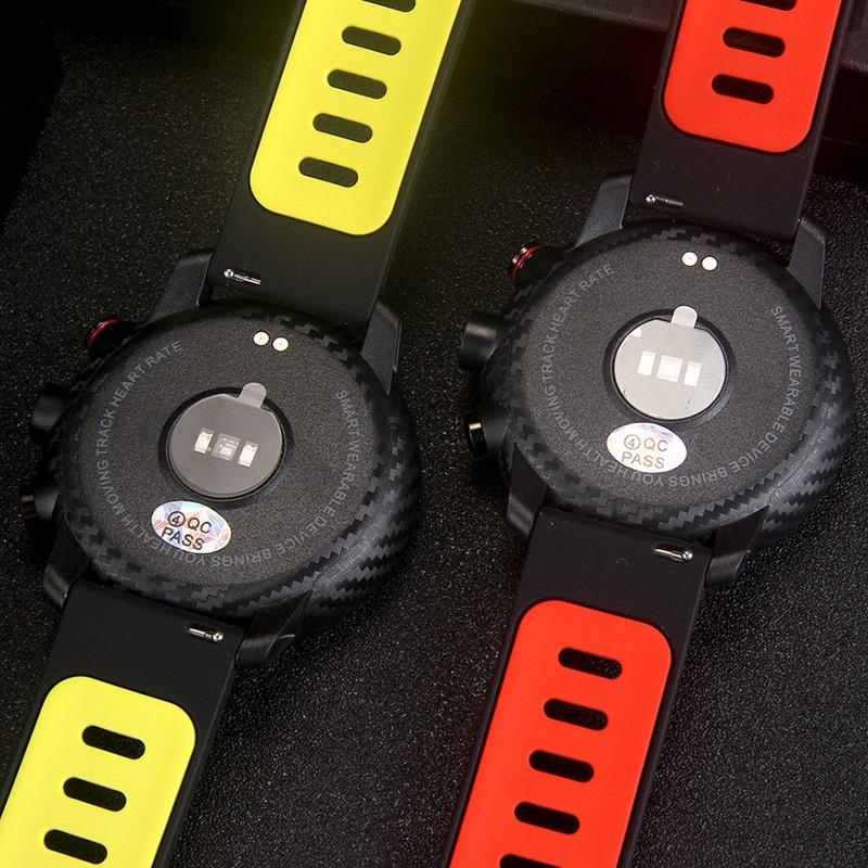LEMFO-L5-Montre-Intelligente-Hommes-IP68-ETanche-Plusieurs-Sports-Mode-Fr-S3J9 miniature 29