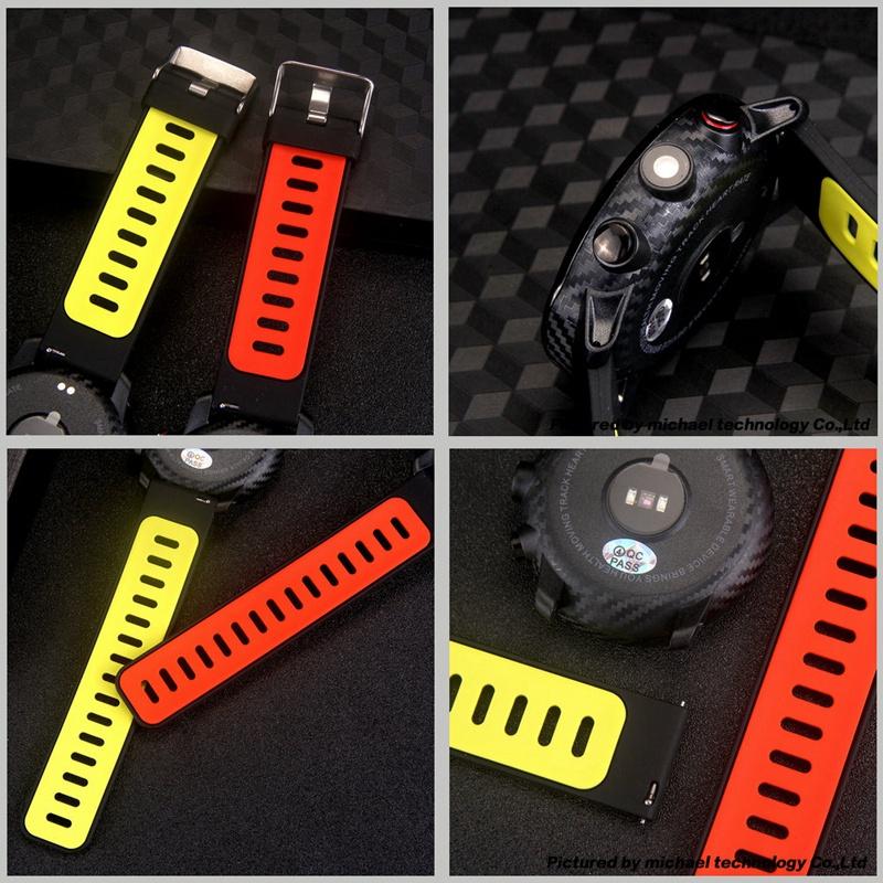 LEMFO-L5-Montre-Intelligente-Hommes-IP68-ETanche-Plusieurs-Sports-Mode-Fr-S3J9 miniature 30