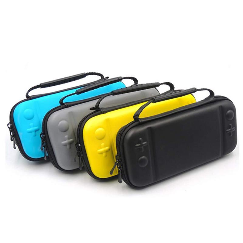Carrying-Case-for-Nintendo-Switch-Lite-Console-amp-Accessories-Mini-Host-EVa-H-F1E