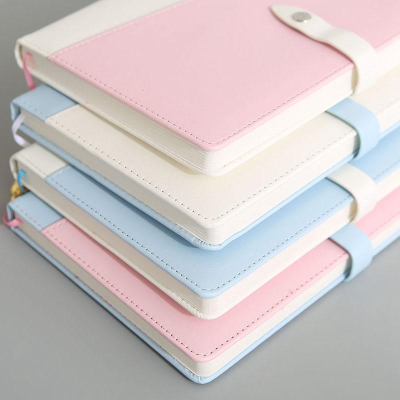 Cuadernos-Oficina-Escuela-Agenda-Personal-Organizador-Agenda-Planificador-Papele miniatura 8